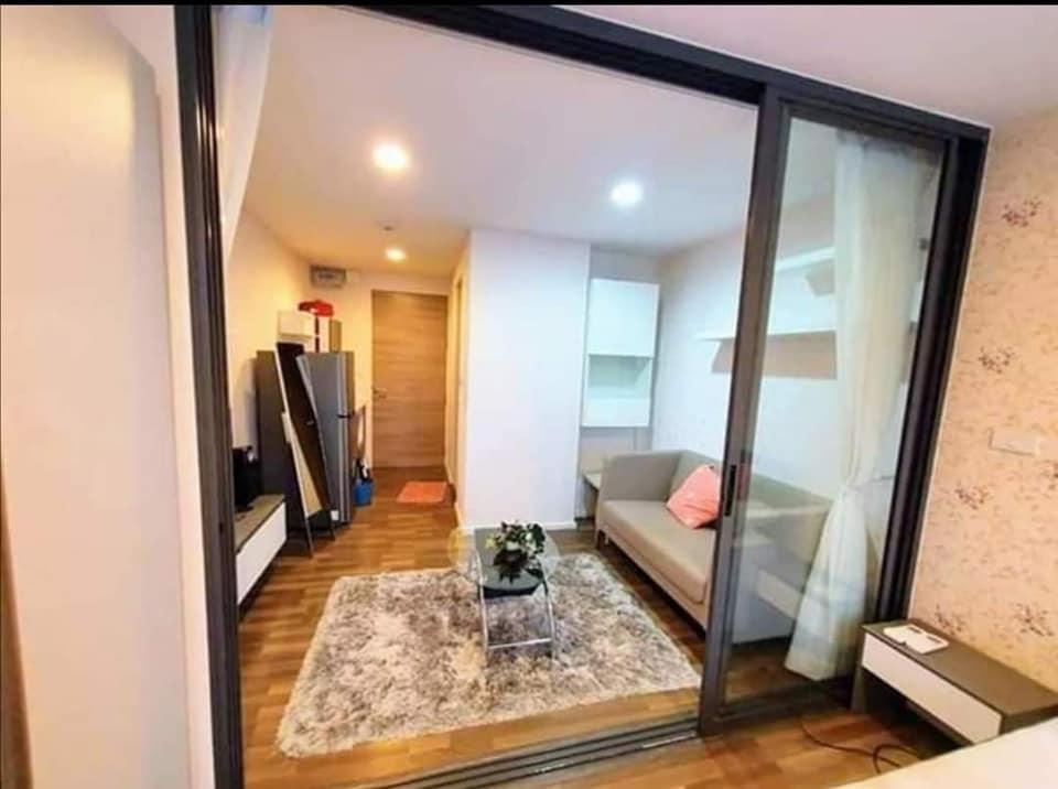 For RentCondoRamkhamhaeng, Hua Mak : (Code A10056402) Condo for rent, Living nest ramkhamhaeng, 1 bedroom, 6th floor, only 8,500 / month only.