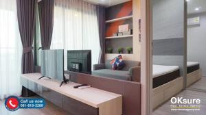 For RentCondoPinklao, Charansanitwong : Pool view, Condo for Rent Ideo Mobi charan interchange(clip vdo)