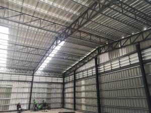 For RentWarehouseRathburana, Suksawat : Warehouse for rent, Phutthabucha factory, 36 Pracha Uthit, area 300-500 sqm, can be divided