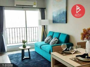 For SaleCondoPattaya, Bangsaen, Chonburi : Condo for sale, Centric Sea Pattaya, central sea view, Pattaya, Bang Lamung, Chonburi