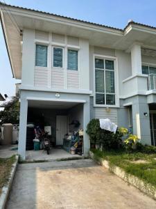 For SaleHouseRangsit, Patumtani : Two-story house for sale. Pruksa Village 29 Village Liab Klong Sam Road, Khlong Sam Subdistrict