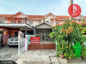 For SaleTownhouseBangna, Lasalle, Bearing : Townhouse for sale Thipamas Village - Seri Bangna, Samut Prakan