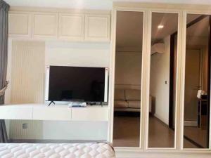 เช่าคอนโดลาดพร้าว เซ็นทรัลลาดพร้าว : 🌟ให้เช่า Life Ladprao ห้องตู้เสื้อผ้าใหญ่! สวย ติด BTS ห้าแยกลาดพร้าว