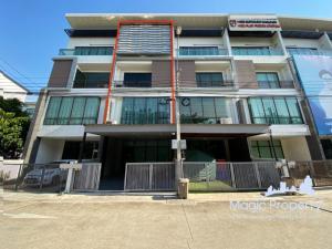 For SaleHome OfficeSamrong, Samut Prakan : Home office for sale in Enterprise Park, Bangna-Trad Road Km.5, Bang Kaeo Subdistrict, Bang Phli District, Samut Prakan