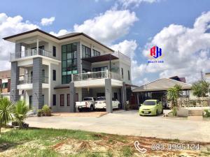 For SaleHome OfficeBangna, Lasalle, Bearing : Home office for sale, office, 247 sq.w., near JEMO market, Anthani Industrial Estate, Kanchanaphisek 39, On Nut