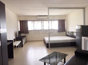For RentCondoChengwatana, Muangthong : Condo for rent, new room, good view, 15th floor, C4 building, popular condo