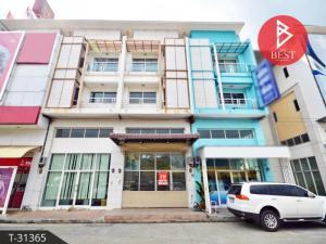 For SaleShophouseBang kae, Phetkasem : Shophouse for sale with tenants Petchkasem 81, Nong Khaem, Bangkok.
