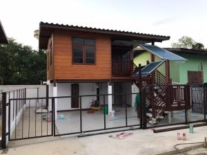 For RentHouseAyutthaya : Rent house 2 Floor not far from Rojana and Central Ayudhya project, built and designed by Khun Winai.