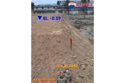 For RentLandEakachai, Bang Bon : ที่ดินถมแล้ว ถนนพระรามสอง ซอย 30