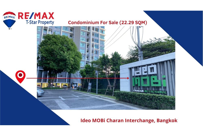 For SaleCondoPinklao, Charansanitwong : Condominium - FOR SALE (HOT PRICE!)