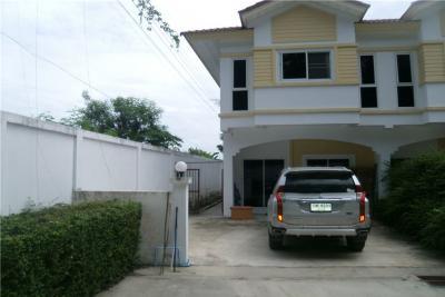 ขายทาวน์เฮ้าส์/ทาวน์โฮมหัวหิน ประจวบคีรีขันธ์ : 120 sqm Town House in Hup Kapong Resort.