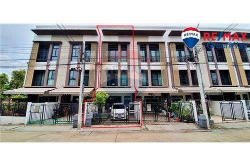 For SaleTownhouseThaphra, Wutthakat : บ้านกลางเมือง กัลปพฤกษ์ ทาวน์เฮ้าส์ 3 ชั้น