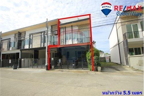 For SaleTownhouseRama 2, Bang Khun Thian : ทาวน์เฮ้าส์ กัสโต้ พระราม2 บางขุนเทียน
