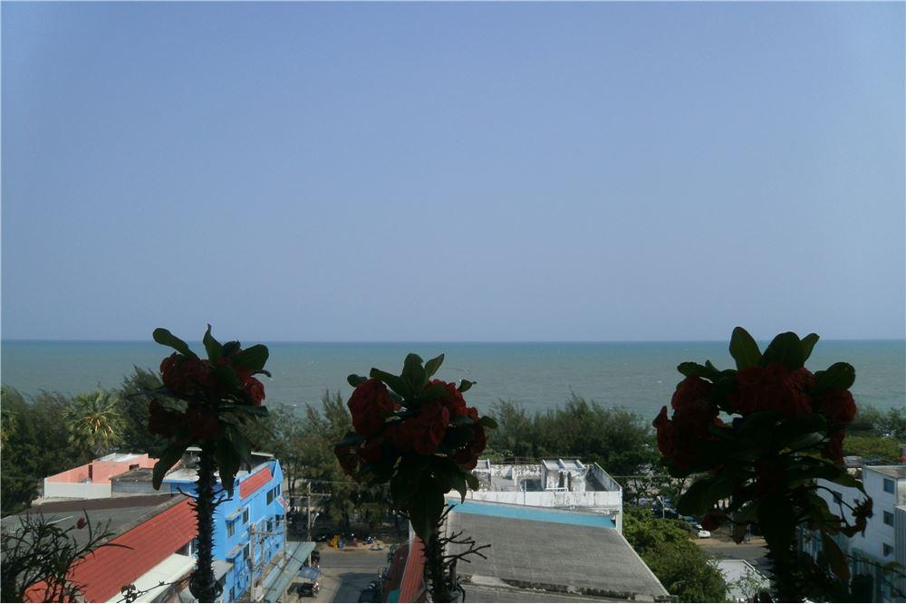 For SaleCondoHua Hin, Prachuap Khiri Khan, Pran Buri : Condo with sea view