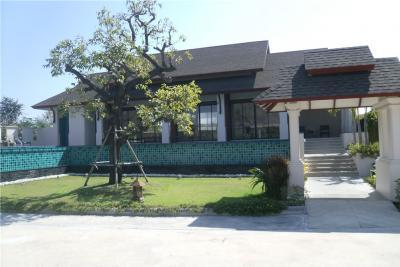 For SaleHouseHua Hin, Prachuap Khiri Khan, Pran Buri : New stylish house in Baanusabai Project Cha Am