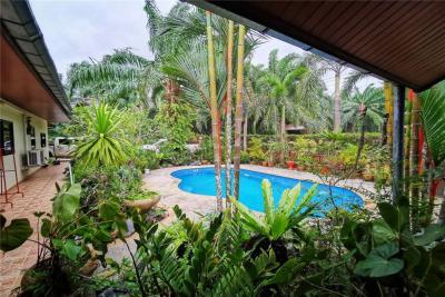 ขายบ้านกระบี่ : Tropical Home with Private Pool for Sale