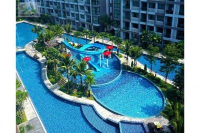 ขายคอนโดพัทยา บางแสน ชลบุรี : Pattaya Dusit Grand Park 2B2B Condominium for Sale