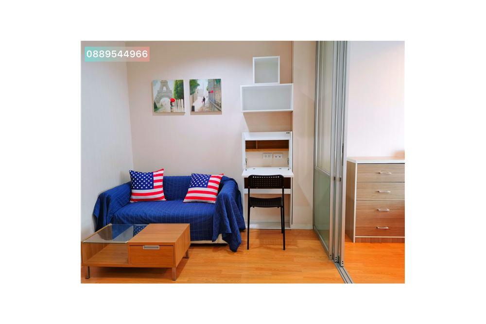 For RentCondoPattanakan, Srinakarin : Condo for Rent Lumpini Place SrinakarinHuaMark1bed - 920441002-48