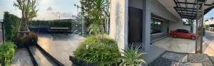 เช่าทาวน์เฮ้าส์/ทาวน์โฮมบางนา แบริ่ง : Vive Bangna Km.7 for rent
