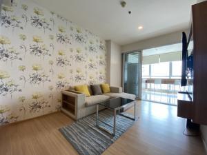For SaleCondoOnnut, Udomsuk : One bedroom high floor for sale