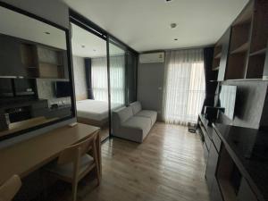 เช่าคอนโดบางนา แบริ่ง : Aspen Lasalle Condo- fully furnished room 6,800/เดือน เฟอร์ครบ มีCashback 🌟