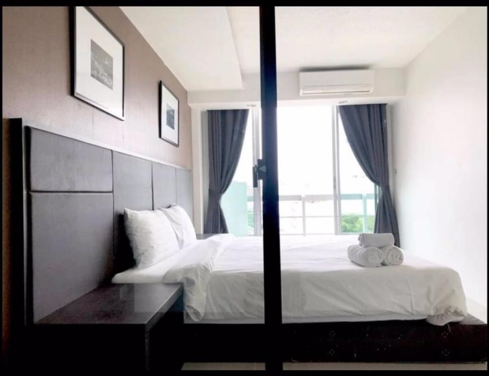 For RentCondoOnnut, Udomsuk : NC-R684Waterford Sukhumvit50 (On-nut BTS) 🐶😻Pet- Friendly 1Bedrooms1Bathrooms For RentRoom no. 894 / 29size: 58 Sqm3rd Floor / Tower4
