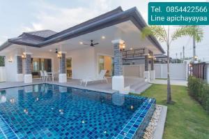 For SaleHouseHua Hin, Prachuap Khiri Khan, Pran Buri : Pool villa for sale at Hua Hin soi 70