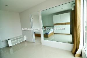 For RentCondoOnnut, Udomsuk : Condo Regent Home 9 Sukhumvit 64 Room for rent, 8th floor, room No. 208, room size 31 sq m.