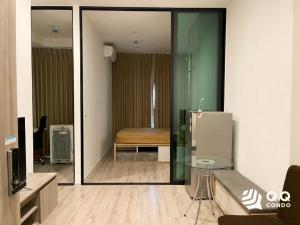 For RentCondoRamkhamhaeng, Hua Mak : For rent KnightsBridge Collage Ramkhamhaeng - 1Bed, size 33 sq.m., Beautiful room, fully furnished.