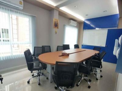 For RentTownhouseKaset Nawamin,Ladplakao : ให้เช่าโฮมออฟฟิศ4ชั้น ย่านเกษตร-นวมินทร์ ใกล้เลียบด่วน สภาพอาคารใหม่ พร้อมอยู่