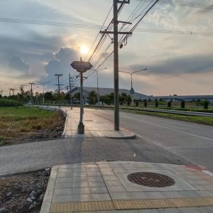 For SaleLandRamkhamhaeng,Min Buri, Romklao : Land for sale on Maitri Chit Road Only 2.5 million per rai All 11 rai Klong Sam Wa near Minburi