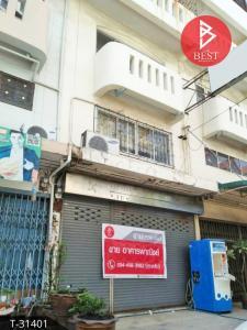 For SaleShophouseRathburana, Suksawat : For sale: Wiset Suk Nakorn 18 commercial building, Pracha Uthit 79
