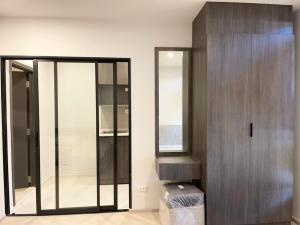 For SaleCondoOnnut, Udomsuk : Elio del nest, the best price room in Udomsuk area, studio room size 26 square meters, listening to furniture, starting price 2,090,000 baht