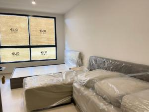For SaleCondoOnnut, Udomsuk : Elio del nest condo in the heart of the city, Udomsuk area, 700 meters from BTS.