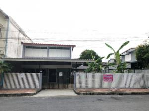 For RentHouseLadprao 48, Chokchai 4, Ladprao 71 : House for rent in Khlong Chan Housing Village AOL-F81-2105003902