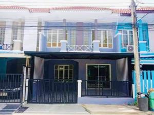 For SaleTownhouseBangbuathong, Sainoi : 🔰 2-storey townhouse Second hand ready Bua Thong Village 4