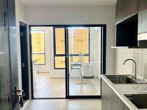 For SaleCondoOnnut, Udomsuk : Elio del nest 2 bedroom home. Wide area, size 52 square meters, high floor