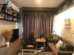 For SaleCondoBang Sue, Wong Sawang : Aspire Ratchada-Wongsawang for sale: Fully furnished with homie style - 2 Bed 45 sqm spacious corner room.