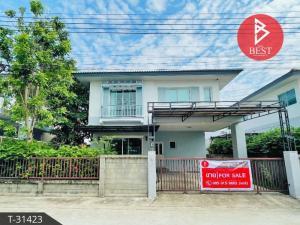 For SaleHouseSamrong, Samut Prakan : Urgent sale house Casa Ville Bangna-Thepharak Samut Prakan