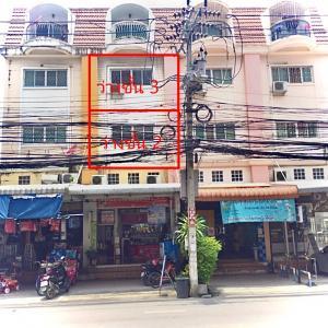 For RentShophouseBangna, Lasalle, Bearing : Rent a new room, rent 3,500 baht per month, near Ramkhamhaeng 2 University