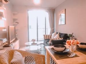 For RentCondoAri,Anusaowaree : For rent, silk sanampao, 1 bedroom, 40 square meters.