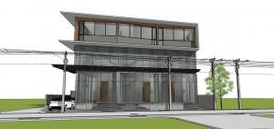 For RentRetailSukhumvit, Asoke, Thonglor : LBH0101 for rent, 3-storey shop house, prime location Sukhumvit 49 Thonglor13 next to Samitivej Hospital Sukhumvit.