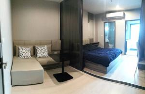 For RentCondoThaphra, Wutthakat : Condo for rent, IDEO Tha Phra Interchange, connecting the city life 100 m. From BTS Tha Phra