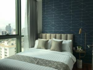 For RentCondoRatchathewi,Phayathai : For rent, Wish Signature Midtown Siam, beautiful decoration, fully furnished, private lift.