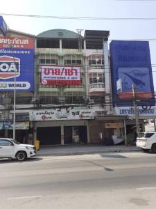 For SaleShophouseSamut Songkhram : Release of commercial buildings, Phanthainorasing: Samut Songkhram