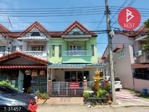 For SaleTownhouseNawamin, Ramindra : Townhouse for sale Monchaya Village 2 Saimai 49 Bangkok