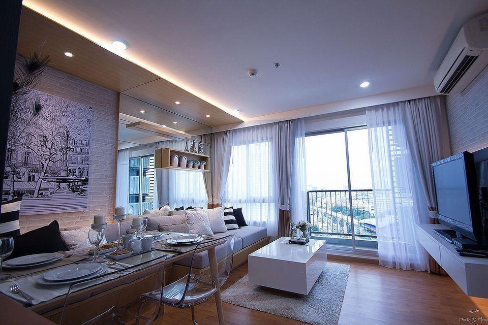 For RentCondoThaphra, Wutthakat : 🔥🔥 For rent The President Sathorn - Ratchaphruek🔥🔥2 bedrooms. 1 living room, size 50 sqm. 🔥