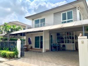 For SaleHouseNawamin, Ramindra : House for sale, Chaiyapruek, Watcharapol, 55 sq m. Tel. 088.818.1859