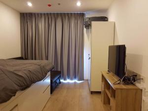 For RentCondoSiam Paragon ,Chulalongkorn,Samyan : Condo for rent, IDEO Q Chula-Samyan, near Sam Yan MRT, fully furnished, beautiful room, 18th floor