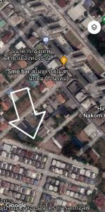 For SaleLandChaengwatana, Muangthong : Land for sale on the road, Project 2, Muang Thong Thani, Nonthaburi, 178 square wa. Suitable for housing, office, etc.